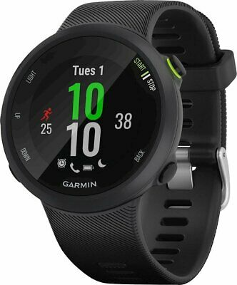 Garmin Forerunner 45 GPS Heart Rate Monitor Running Smartwatch Black