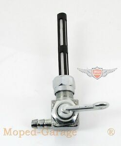 DKW KTM Rixe Sachs Benzin Hahn Kraftstoff Hahn M 12 Mofa Moped Neu