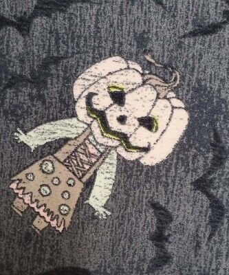 NEW LuLaRoe TC2 Womens Leggings Pumpkin Head Girl Bats Costume Halloween