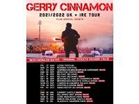 Gerry Cinnamon Tickets x5