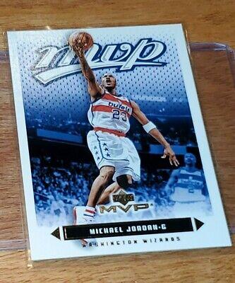 MICHAEL JORDAN 2003-04 UPPER DECK MVP CARD #190
