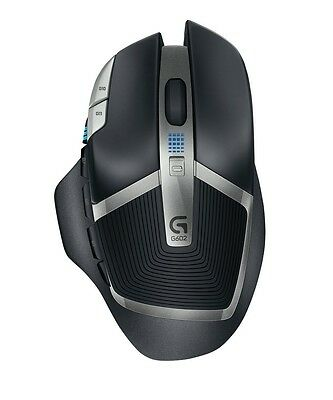 Logitech G602 Wireless Gaming Mouse Pc And Mac