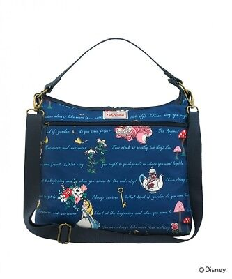 NEW Disney Alice in Wonderland Tote Changing Bag by Cath Kidston