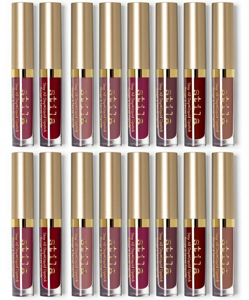 STILA Stay All Day Liquid Lipstick Travel Size You Pick FREE