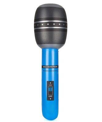 Microfono gigante gonfiabile