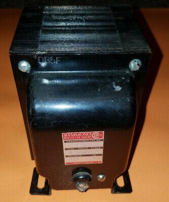 Used Hammond Isolation Transformer 171c 115v 300va 5060 Hz Just Needs A Cord