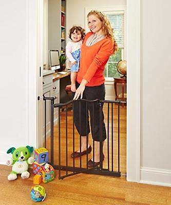 """North States Pet Windsor Arch Gate fits openings 28.25"""" –"""