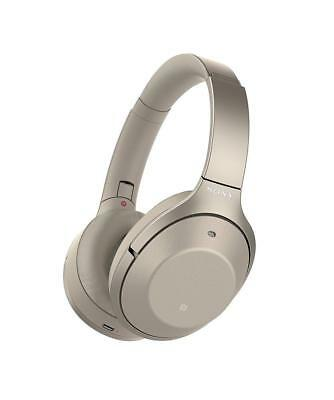 SONY WH-1000XM2 Noise Cancelling Headphones - GOLD