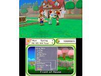 Harvest Moon: Skytree Village (Nintendo 3DS) - SOLD AS SEEN