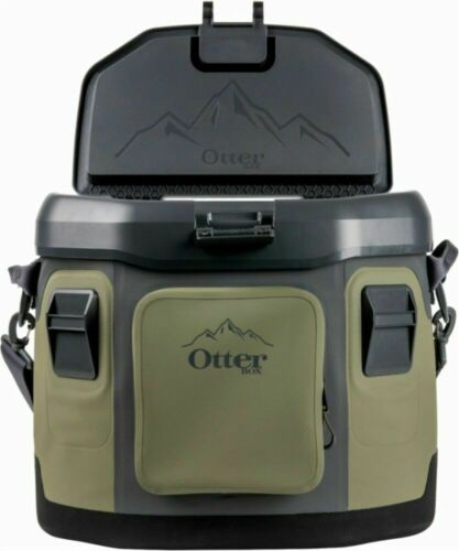 OtterBox - Trooper 20 20QT Soft Cooler Alpine Ascent w/ Strap & Latch - 77-57016