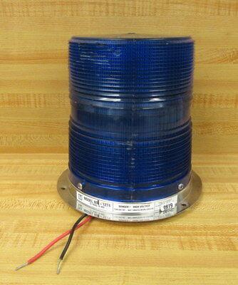 Tomar Electronics 804-1274 Blue Maxi Strobe 8041274 With Mount