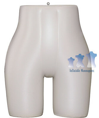 Inflatable Mannequin Female Panty Form Ivory