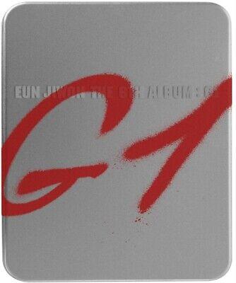 EUN JI WON SECHSKIES 6th Album [G1] RED Ver CD+Book+Post+Sticker Set+Photocard