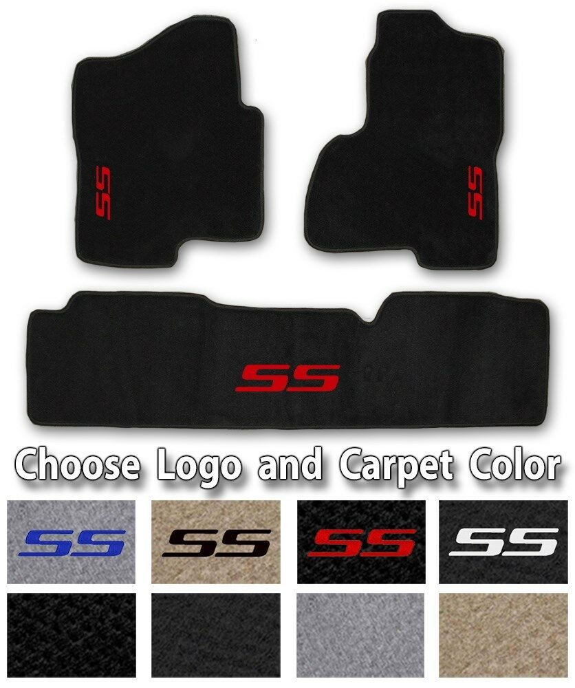 2003-2006 Chevrolet Silverado SS Carpet Floor Mats