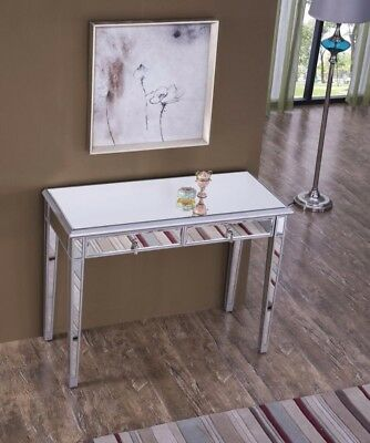 MIRRORED LIVING DINING ROOM BEDROOM BATHROOM KITCHEN HALLWAY OFFICE SIDE TABLE ()