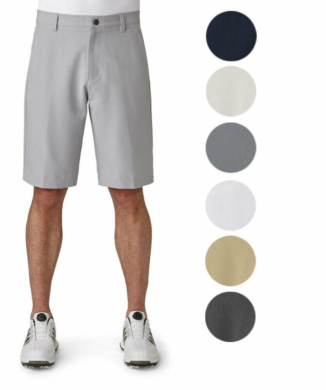 Adidas Ultimate 365 3 Stripes Golf Shorts Mens 2017 New - Choose Color!
