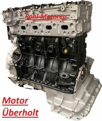 642 960 Motor Überholt MERCEDES-BENZ C-KLASSE (W204) C 320 CDI OM 642960
