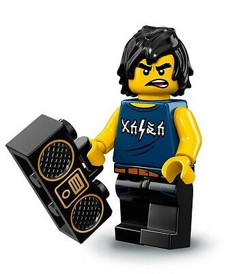 LEGO Ninjago Movie Series Minifigure Cole 71019 *SEALED* MINIFIG IN STOCK