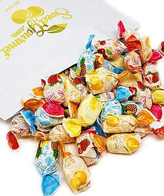 SweetGourmet Arcor Fruit Filled Assorted Bon Bon Hard Candy, 4Lb- FREE SHIPPING - Arcor Candy