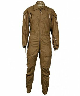 GI Nomex Coveralls Fire Retardant Improved Combat Vehicle Coverall (ICVC) Coyote
