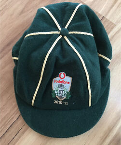 Ashes Series 2011 Donald Bradman baggy green Cricket Cap Hat, new Attadale Melville Area Preview