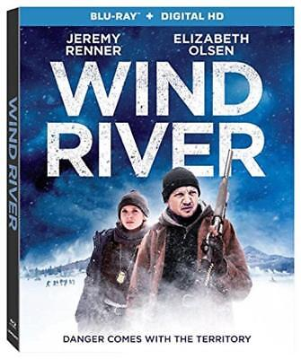 Wind River Blu Ray   Digital Hd New   Free Ship     Suspense  Mystery  Thriller