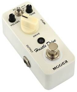 MOOER HUSTLE DRIVE OVERDRIVE PEDAL Canning Vale Canning Area Preview