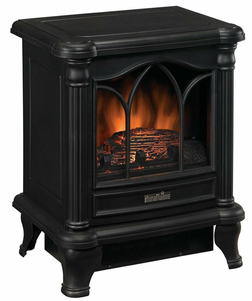 Duraflame 1500 Watt 4,600 BTU Portable Electric Stove Firepl
