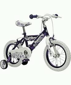 Huffy 14 inch girls bike
