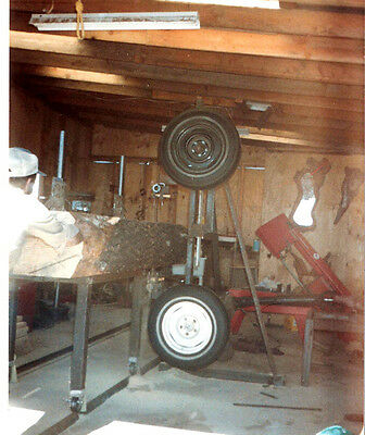 Try Homemade bandsaw mill plans pdf | Saw Plan