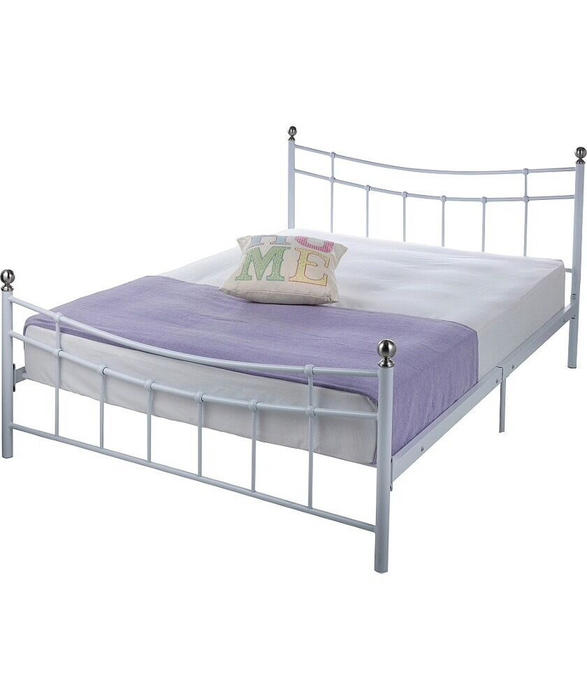 Argos Double Bed Frame Wood