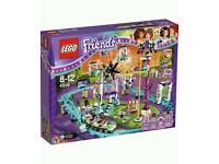 Lego Friends Amusement Rollercoaster BNIB