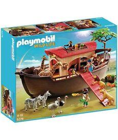 Playmobil Noah's Ark. Brand New Still Sealed RRP £60