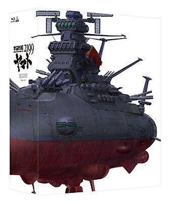 New Space Battleship Yamato 2199 Blu-ray Box First Limited Edition Japan