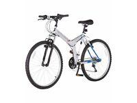 Unisex foldable push bike