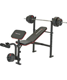 Weight Bench Maximuscle
