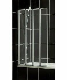 Bath shower screen *brand new, un opened*