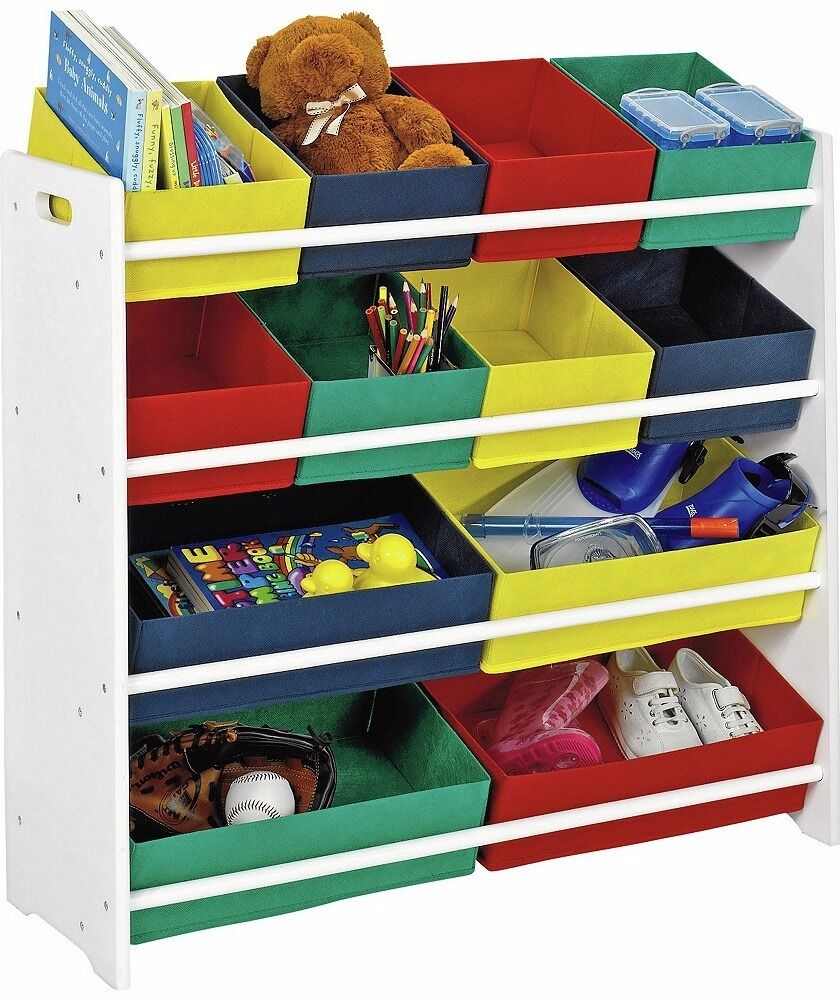 4 tier Storage Unit From Argos Toy Tidy Bedroom Playroom  sc 1 st  Gumtree : toy storage argos  - Aquiesqueretaro.Com