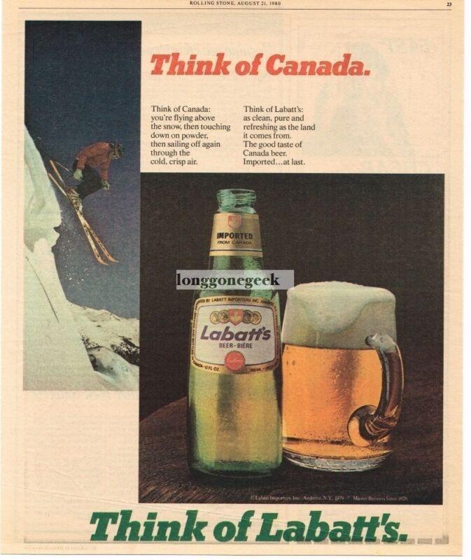 1980 Labatt