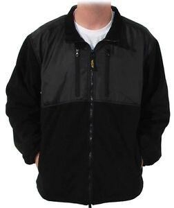 Uzi-Tactical-Fleece-Zip-Up-Jacket-Black