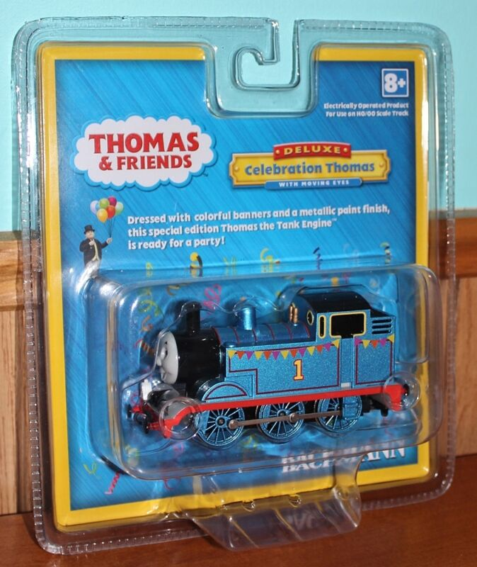 Bachmann 58740 - Thomas & Friends - HO Scale Thomas Tank Engine Loco-Celebration