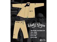 CTRL Industries Khaki Klique Gi A2 Limited Batch