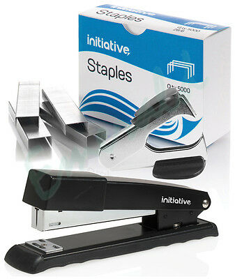 Full Strip METAL Stapler, 5000 Staples & Staple Remover SAME DAY DISPATCH
