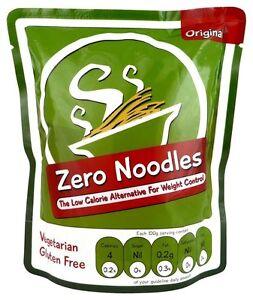 Zero Noodles - Konjac Shirataki Noodle 200g (Pack of 5)