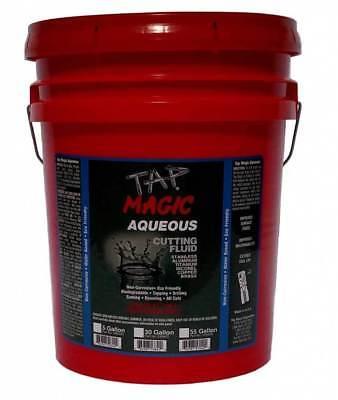 5 Gal. Tap Magic Aqueous Biodegradable Fluid-for Drillingtappingmilling