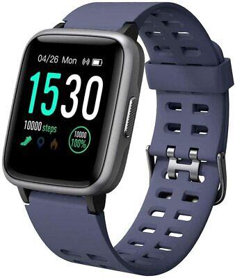 YAMAY Smartwatch Orologio Fitness Uomo Donna Impermeabile IP68 Smart Watch