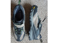 Shimano MT71 SPD Mountain Bike Shoes, Gore-Tex, Size 47, brand new - never used, half price