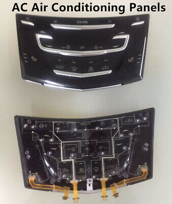 For Cadillac ATS CTS SRX XTS CUE TouchSense 2013-17 Control Panel Screen Display