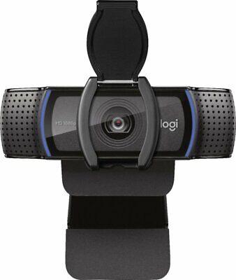Logitech C920S HD Pro 1080p Webcam Privacy Shutter 960-001257