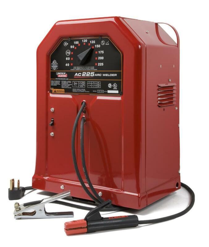 Lincoln Electric-K1170 K1170 Stick Welder, AC-225 Series, Input Voltag